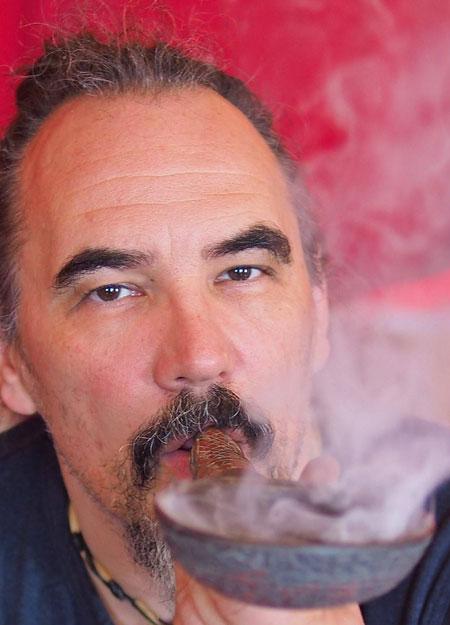 Frank Thomaschewski Dozent der Neoschamanischen Ausbildung
